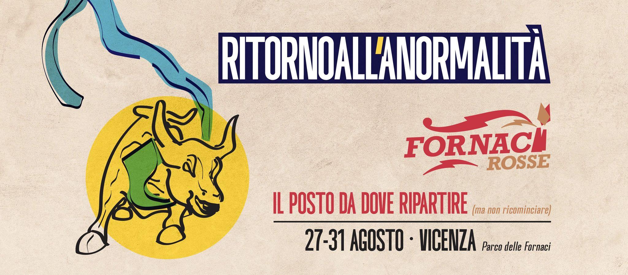 Fornaci Rosse - dibattiti musica cultura associazione città festival Vicenza